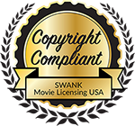 Swank Movie Licensing USA Seal of Compliance